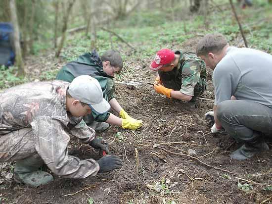 Поисковые отряды помогли семьям пропавших без вести фронтовиков