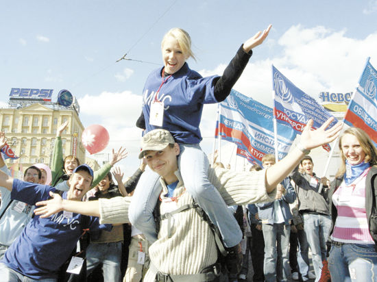 Путин и Собянин получили приглашение на демонстрацию 1 мая на Красной площади