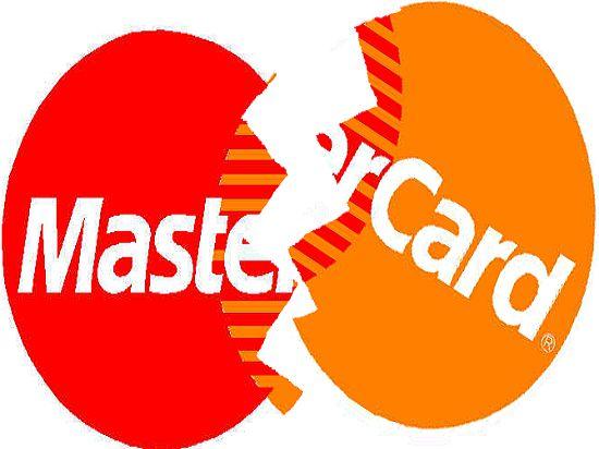 Платежная система MasterCard приостановила работу с несколькими российскими банками