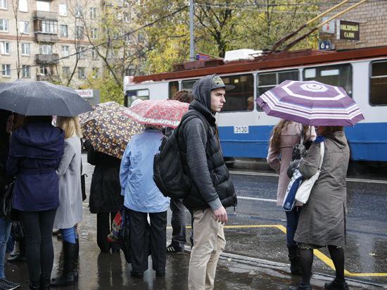 Лето в Москве временно отменяется