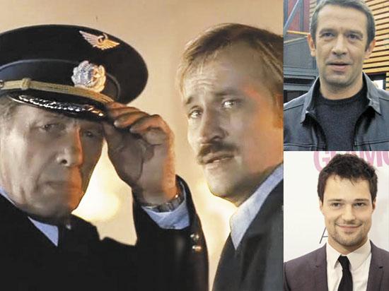 Машков и Козловский снимутся в новом «Экипаже»