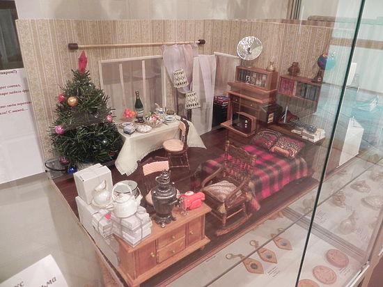 «Ирония судьбы»: художница воссоздала декорации фильма у себя дома