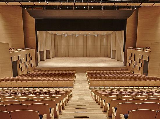 В Москве открывается новый концертный зал