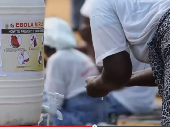 Лихорадка Эбола: Нджала Нгиема — ад на земле