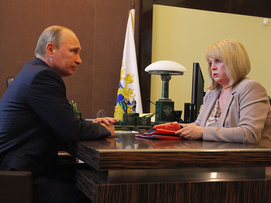 Путин выслушал крик души Памфиловой о проблемах Крыма и беженцев с Украины