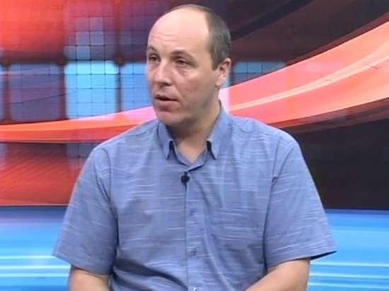 Экс-комендант Майдана Парубий отправлен в отставку с поста секретаря СНБО