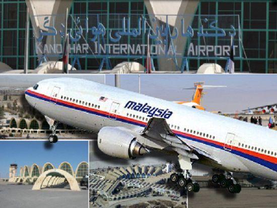 Пассажир захваченного малайзийского Боинга мог бежать из плена под Кандагаром, - источник в спецслужбах