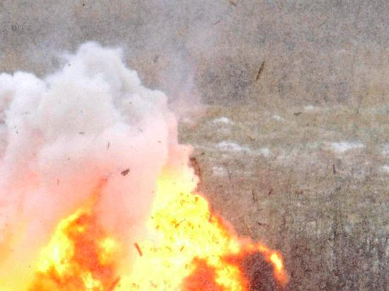 В Одессе взорвали военкомат
