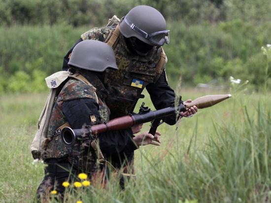 НАТО должна призвать Украину к прекращению спецоперации на юго-востоке