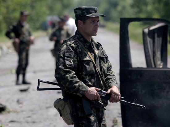 Против ополченцев в донецком Ямполе бросили 20 танков, штурмовики,