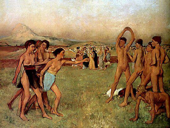 Сексуальная революция в древности