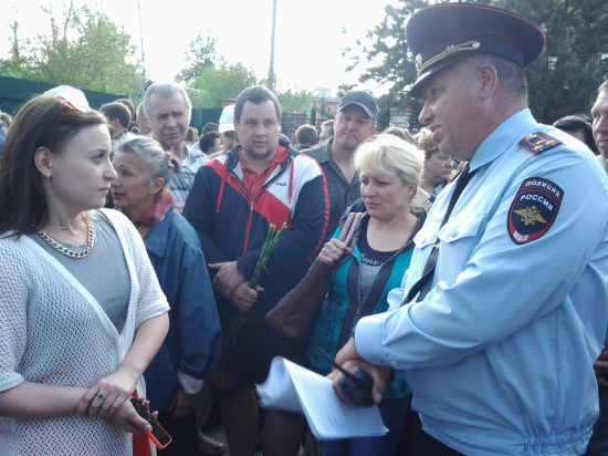 Сход памяти убитого фаната «Спартака» перерос в охоту на мигрантов