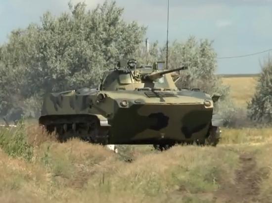 Информацию украинских СМИ о захвате российского БМД-2 наши военные назвали фальшивкой