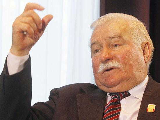 Лех Валенса: как 25 лет назад Польша «вышла» из коммунизма