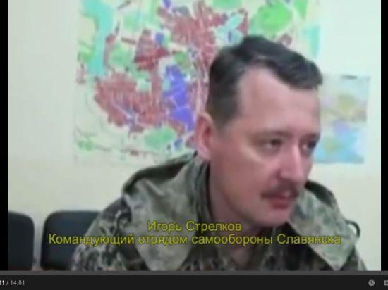 Стрелков: Киев хочет