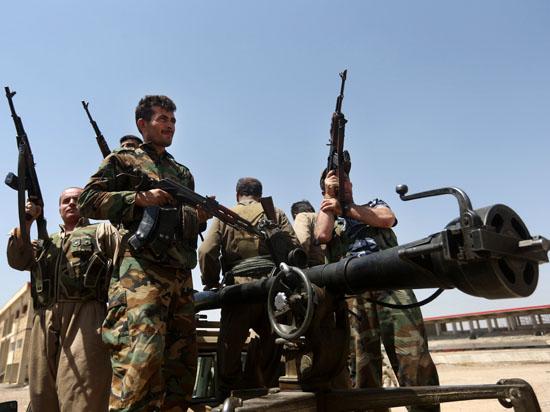 Американцы готовятся нанести удары по боевикам на территории Сирии