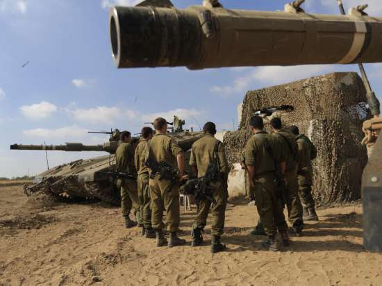 Израиль ответил сектору Газа ракетными ударами