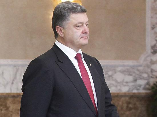 На фоне секретных переговоров в Минске зреет план свержения Порошенко