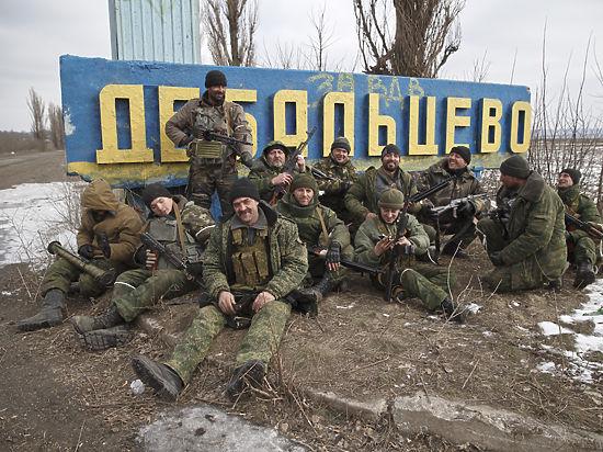 Отвод тяжелых вооружений в Донбассе: Дебальцево признано территорией ДНР и ЛНР