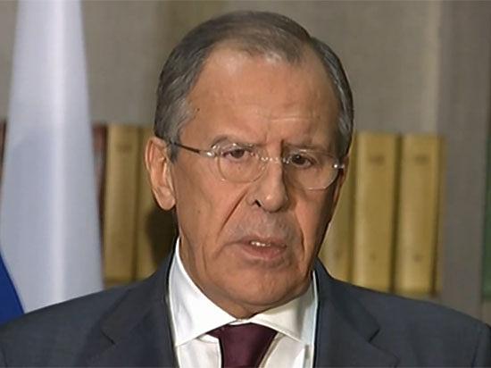 Лавров: Санкции к России подрывают мировую экономику и не помогут Украине