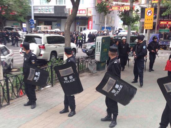Взрывы в Китае считают самыми масштабными терактами местных сепаратистов