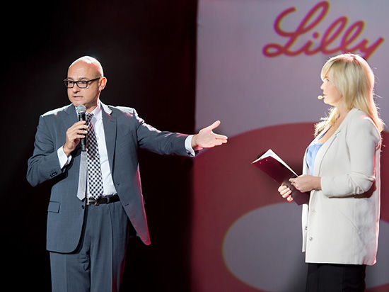 Эксперты Eli Lilly рассказали о мужском здоровье на XIV Конгрессе Российского общества урологов