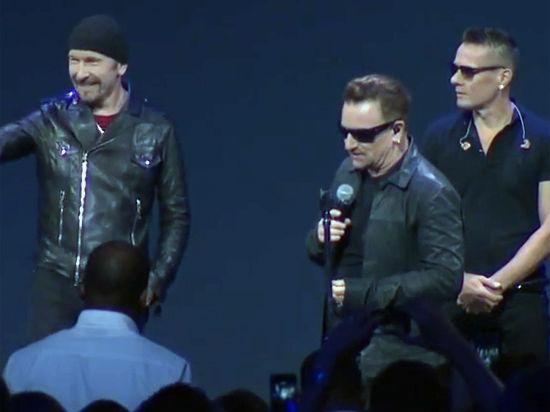 """Альбом U2 """"Songs Of Innocence"""" - ностальгия под видом новых песен"""