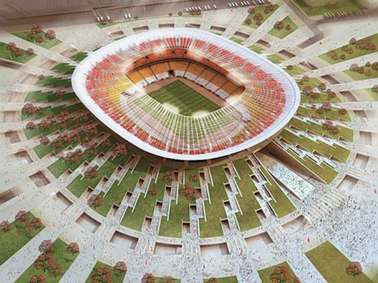 Бразилия заработает на ЧМ по футболу три миллиарда долларов
