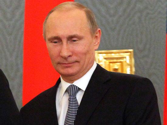 Путин поднял фондовый рынок