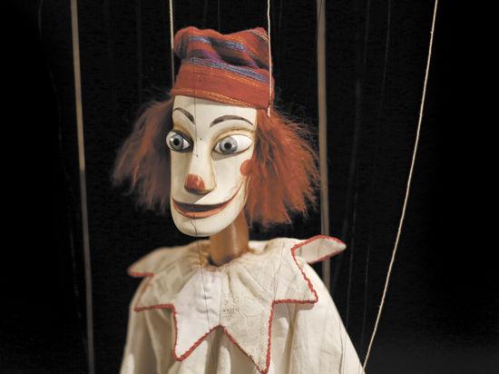 Хаматова — кукла в руках Миронова