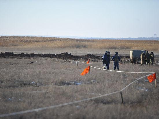 Пилоты упавшего СУ-24 до последнего уводили самолет от жилых домов
