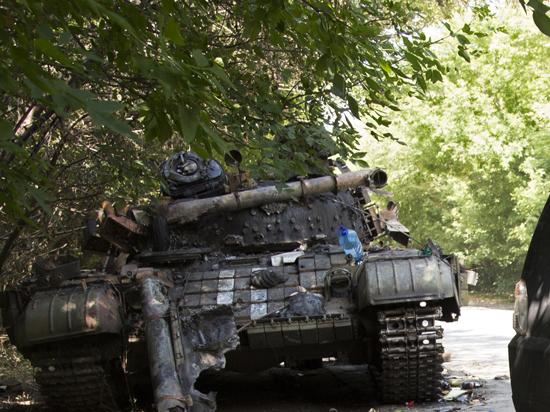 Руководству АТО на Украине нужны смертники