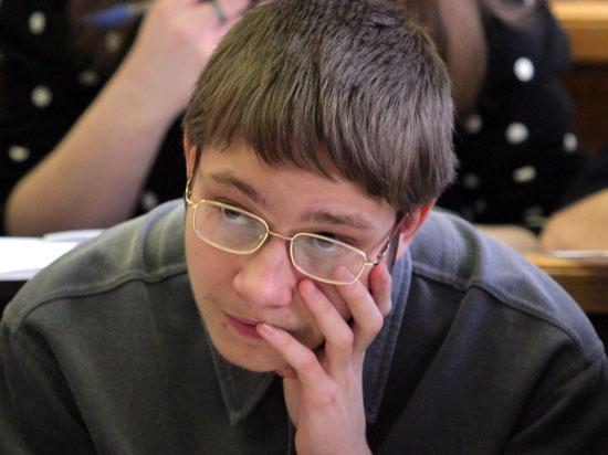 Тяжелый понедельник российского образования