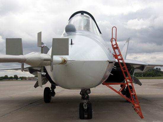 Россия начала испытания супер-истребителя Т-50 пятого поколения