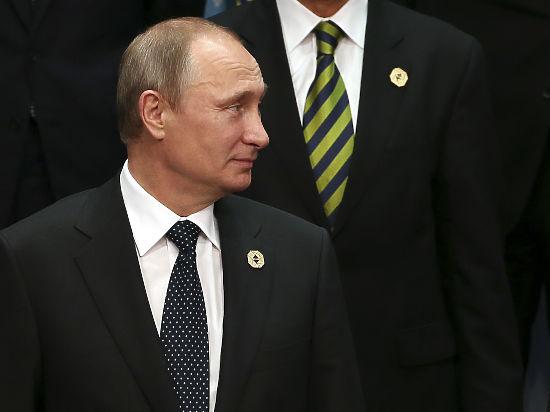 Также российский президент дал итоговую пресс-конференцию