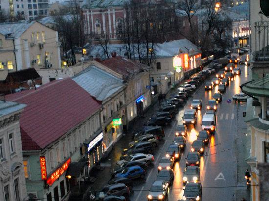 Маросейка и Покровка стали улицами без автомобилей