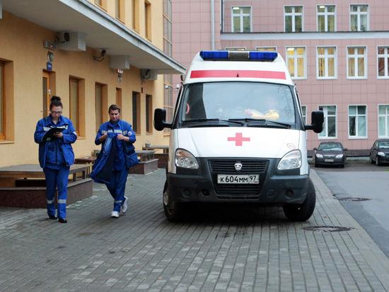 В Москве больная раком пенсионерка выбросилась из окна больницы