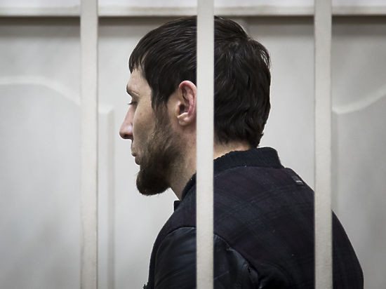 Был ли предполагаемый убийца политика похож на Заура Дадаева?