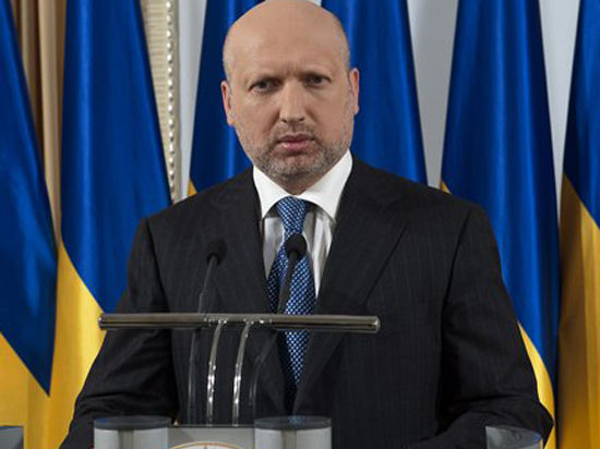 Турчинов ударил по Одессе Палицей
