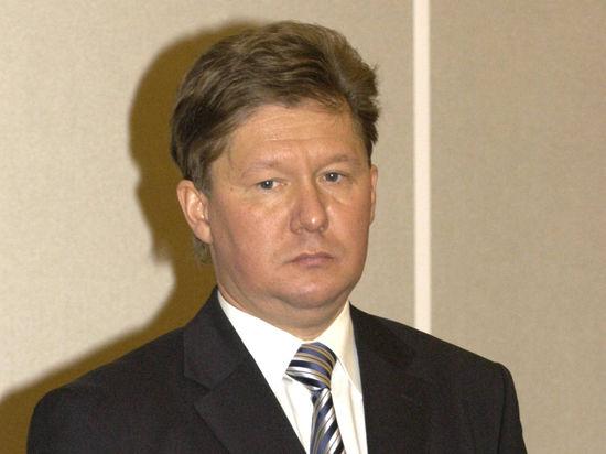 Миллер на Петербургском экономическом форуме рассказал о «газовых раскладах»