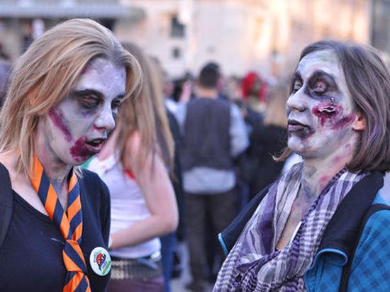 Минобороны США разработали план против зомби
