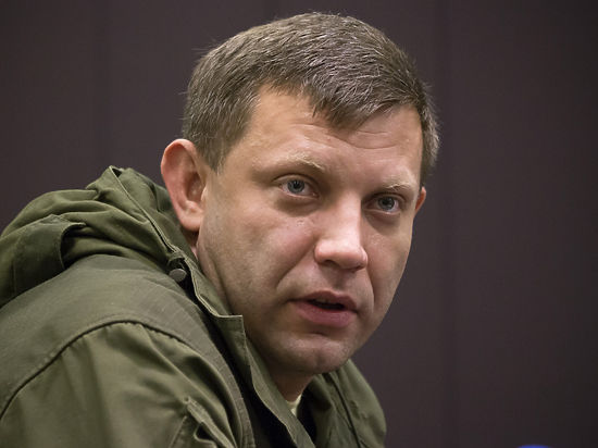 Раненого при зачистке Дебальцево Захарченко доставили в больницу Алчевска