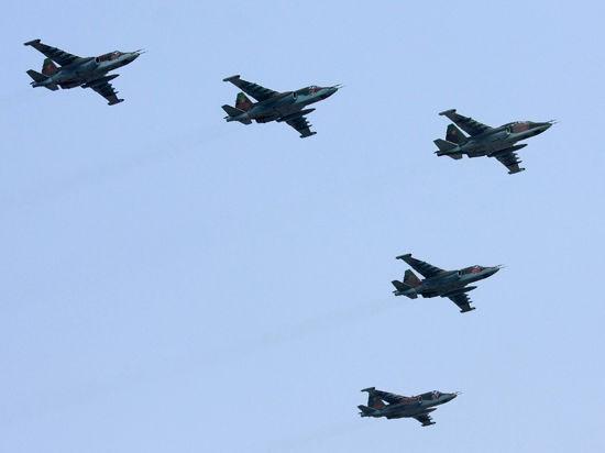 Российские истребители примут участие в боях против боевиков в Ираке