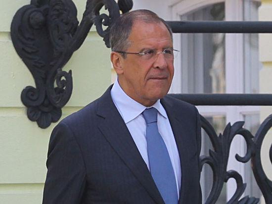 Министр Лавров об ответных санкциях: «Русский мужик долго запрягает, а потом едет быстро»
