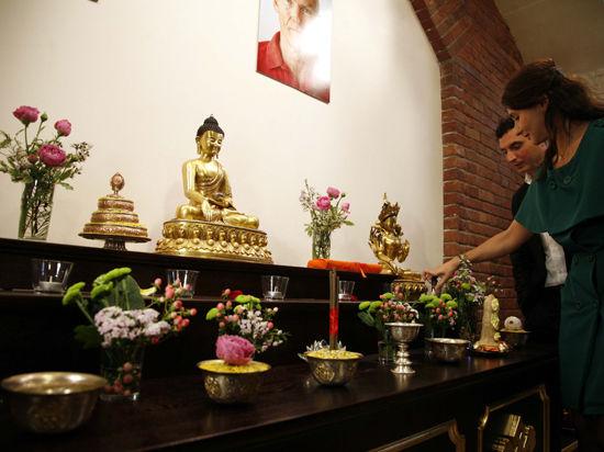 Светские буддисты обосновались в центре Москвы