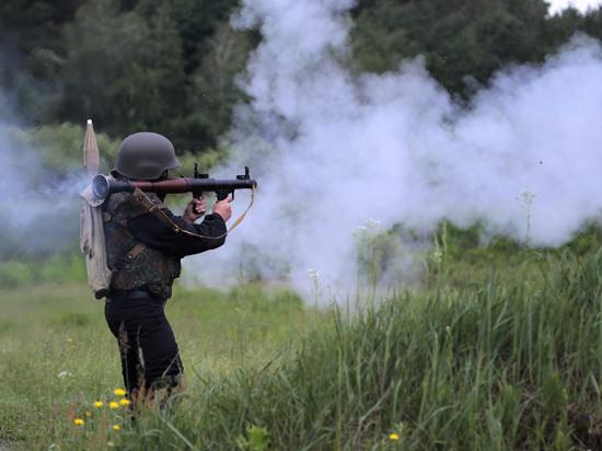 Генштаб России: Украинские силовики использовали фосфорные бомбы против жителей Донбасса