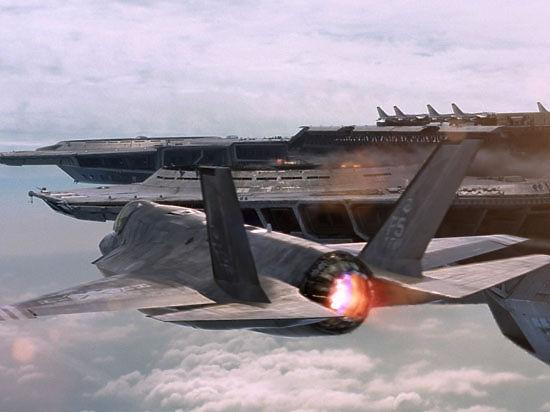 Пентагон запускает проект создания воздушного авианосца