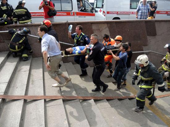 Департамент транспорта не нашел никаких поломок на аварийном участке метро