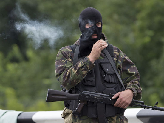 СМИ: ополченцы ДНР оставили Северск, чтобы не попасть в котел