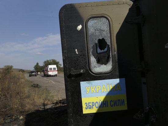 Они заявляют, что попали в окружение в Иловайске по вине командования Вооруженных сил Украины.